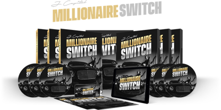 The Millionaire Switch VSL Front End